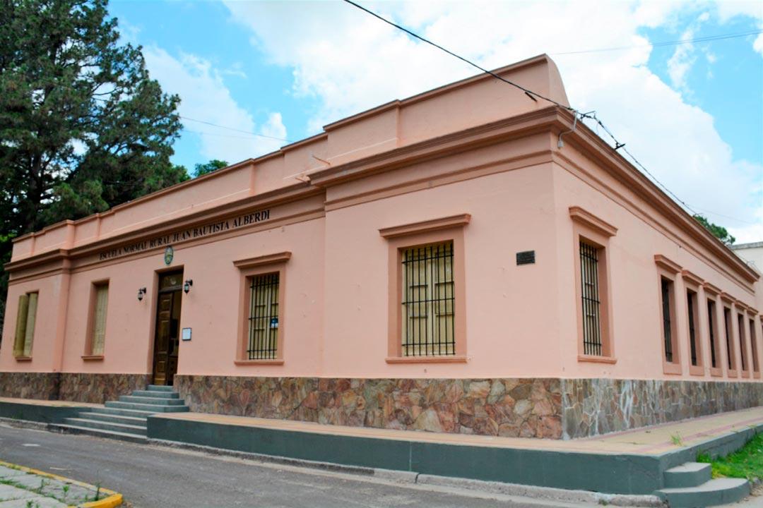 Escuela-Juan-B-Alberdi